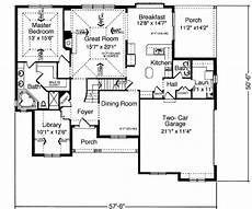 european style house plan 4 beds 2 50 baths 2500 sq ft plan 46 380