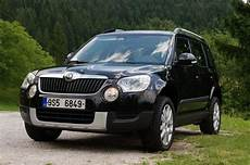 Skoda Yeti Review And Photos