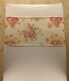 vintage floral print organza sashes west yorkshire chair covers prepare for the occasion