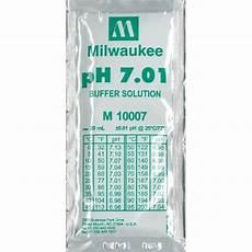 etalonnage sonde ph solution d etalonnage ph 7 en sachet 20 ml