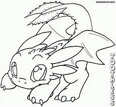Ausmalbilder Dragons Ohnezahn How To Your Coloring Pages Toothless At