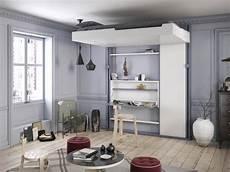 gain de place appartement les id 233 es d espace loggia pour vos chambres d adulte