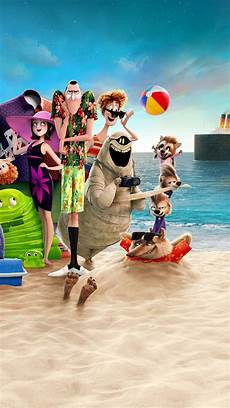 wallpaper hotel transylvania 3 summer vacation animation