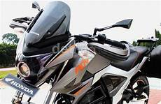 Modifikasi New Megapro Touring by Modifikasi Honda New Megapro Bergenre Touring Ala Ahm