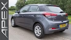 Hyundai I20 1 2i Hp I Motion Blue Review