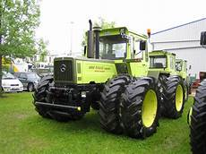 Mercedes Mb Trac 1800 Turbo Tractor Mania