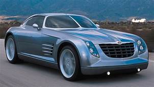 2001 Chrysler Crossfire Concept Wallpapers Specs & Videos
