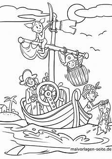 malvorlage piraten kinderbilder kinderbilder