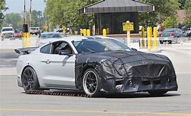 2018 Ford Mustang Shelby GT500 Price Release Date Engine
