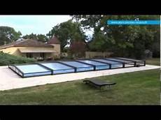 abris de piscine bas abri de piscine bas 3 angles octavia abris de piscines