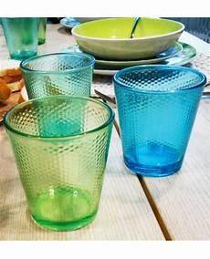 bicchieri acqua colorati bicchieri acqua colorati realizzati in vetro millemotivi