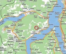 Cool Map Of Italy Lake Como