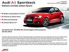 Audi A1 Maroc Promotion Prix 224 Partir De 226 000 Dh