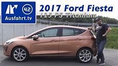 2017 ford 1 0l 125 ps titanium kaufberatung test