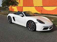 2017 Porsche 718 Boxster S Review Photos Caradvice
