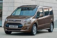 Ford Grand Tourneo Connect Estate Review 2013 Parkers