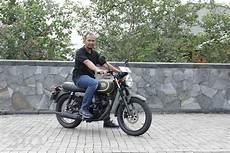Modifikasi W175 Se by Laris Manis Kawasaki W175 Inden Sai Tahun Depan Oto