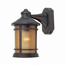 motion activated outdoor wall light with photocell sensor ebay