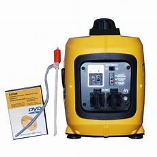 stromerzeuger 2000 watt kipor ig2000 stromerzeuger digital inverter generator