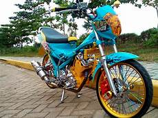 Modifikasi Motor Fu by 99 Gambar Motor Fu Drag Terupdate Gubuk Modifikasi