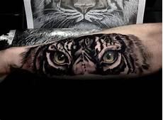 Paling Populer 22 Tato Harimau Di Lengan Gambar Tato Keren