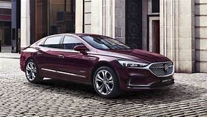 2020 Buick LaCrosse Made Handsome Just As Its Dropped In US