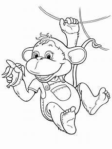 Malvorlagen Tiere Affen Ausmalbilder Affen Malvorlagen Kostenlos Zum Ausdrucken