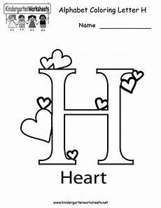 letter h for worksheets 24473 kindergarten letter h coloring worksheet printable letras