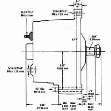 permanent magnet alternator 12 volt dc for building a wind turbine generator pmg ebay
