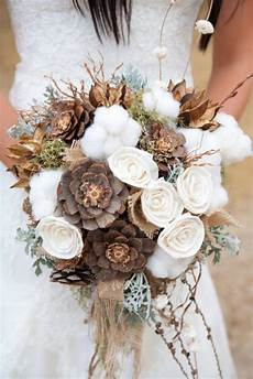 gorgeous winter wedding bouquet ideas wedding fanatic