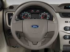 Image 2011 Ford Focus 4 Door Sedan S Steering Wheel Size