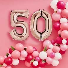 50th birthday themes ideas supplies