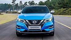 2018 Nissan Qashqai Facelift Preview Family Car Review