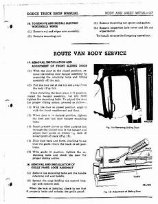old cars and repair manuals free 1998 dodge ram van 3500 electronic toll collection 1942 dodge truck service manual mchas42dodgetrk 0120 jpg