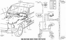 1966 mustang headlight wiring diagram 1966 mustang wiring diagrams average joe restoration