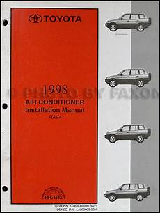 1998 toyota rav4 wiring diagram manual original