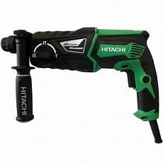 hikoki hitachi 26mm 1 quot hammer drill 830w dh26pc