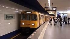 u bahn berlin u bahn trains at pankow u2 may 2013