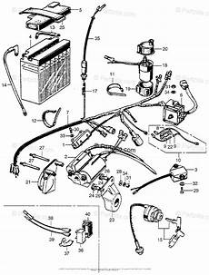 honda sl350 wiring diagram honda motorcycle models with no year oem parts diagram for wire harness battery partzilla