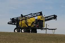 boom sprayer unverferth introduces 60 foot boom for atv sprayer strip till farmer