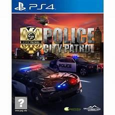 City Patrol Jeux Ps4 Playstation 4 Jeux Vid 233 O