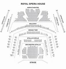 opera house theatre blackpool seating plan show information