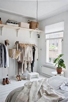 Bedroom Clothes Storage Ideas For Small Spaces by 45 Creative Storage Design For Small Spaces Bedroom Ideas