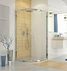 Duschkabine Viertelkreis 80x80 - duschkabine dusche viertelkreis klarglas 80x80 90x90
