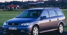 Opel Astra Estate Car Wagon 1998 2004 Reviews