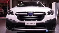 2020 subaru outback touringxt exterior interior