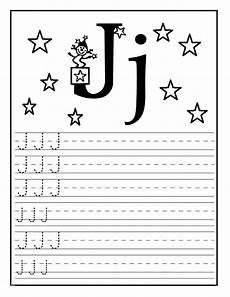 letter j worksheet for kindergarten preschool and 1 st grade preschool and kindergarten