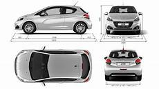 Technical Information Peugeot 208 Showroom Small Car