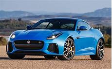 2016 Jaguar F Type Svr Driven The Fastest Cat Of All