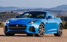 2016 Jaguar F Type SVR Driven The Fastest Cat Of All